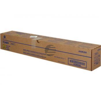 Konica Minolta Toner-Kit gelb (A33K250, TN-321Y)