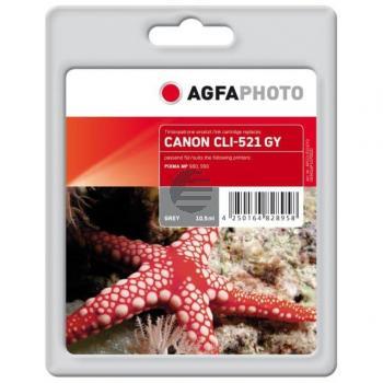 Agfaphoto Tintenpatrone grau (APCCLI521GYD)