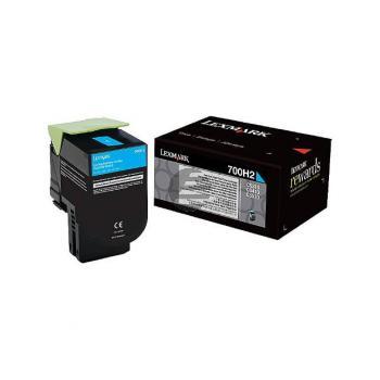 Lexmark Toner-Kit cyan (70C0H20, 700H2)