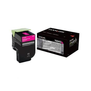 Lexmark Toner-Kit magenta (70C0H30, 700H3)