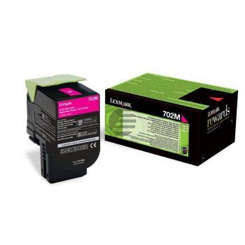 Lexmark Toner-Kit Return Program magenta (70C20M0, 702M)