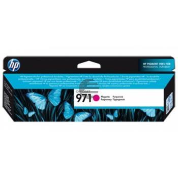 HP Tintenpatrone magenta (CN623AE, 971)