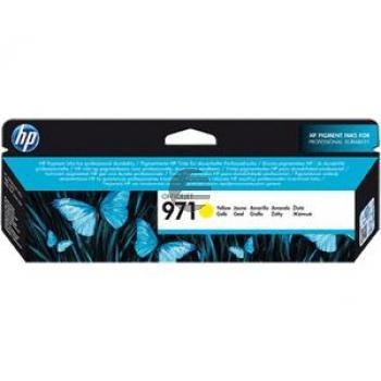 HP Tintenpatrone gelb (CN624AE, 971)