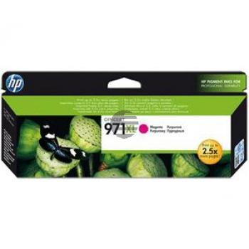 HP Tintenpatrone magenta HC (CN627AE, 971XL)