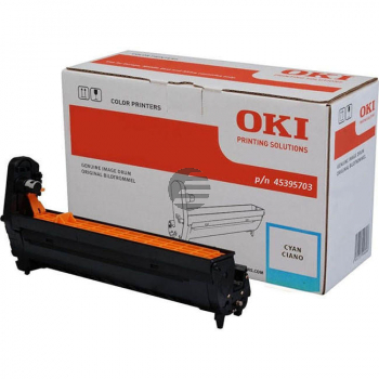 OKI Fotoleitertrommel cyan (45395703)