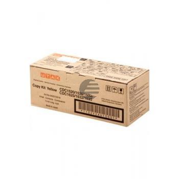 Utax Toner-Kit gelb (4472610016, TK-Y4726)