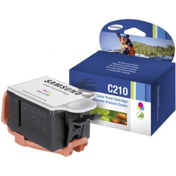 Samsung Tinte Cyan/gelb/Magenta (INK-C210, C210)