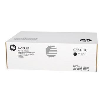 HP Toner-Kartusche Contract schwarz (C8543YC, 43XC)
