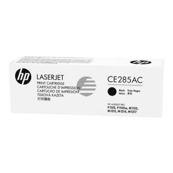 HP Toner-Kartusche Contract schwarz (CE285AC, 85AC)