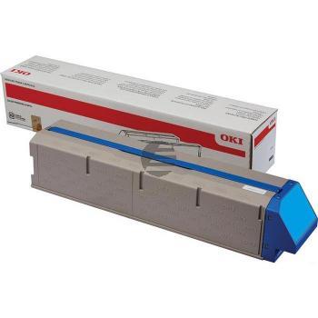 OKI Toner-Kit cyan HC (45536507)