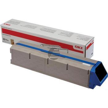 OKI Toner-Kit schwarz HC (45536508)