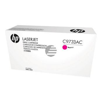 HP Toner-Cartouche Contract magenta (C9733AC, 645AC)