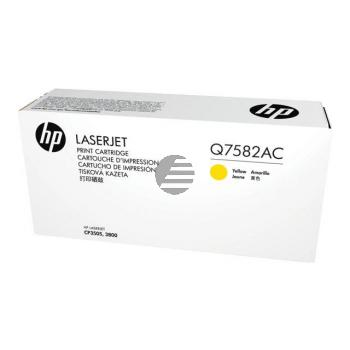 HP Toner-Kartusche Contract gelb (Q7582AC, 503A)