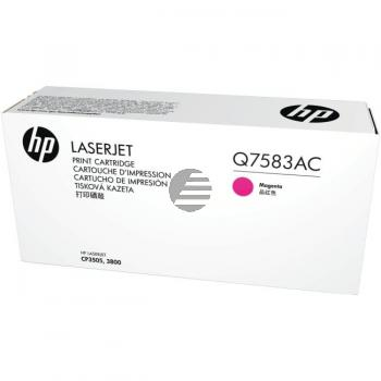 HP Toner-Kartusche Contract magenta (Q7583AC, 503AC)