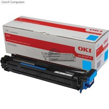 OKI Fotoleitertrommel cyan (45103715)