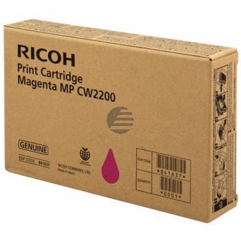 Ricoh Tintenpatrone magenta (841637)