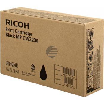 Ricoh Tintenpatrone schwarz (841635)