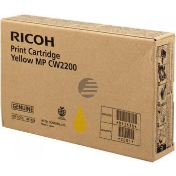 Ricoh Tintenpatrone gelb (841638)