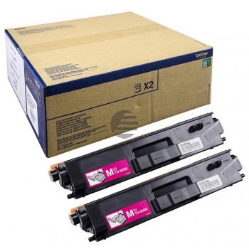 Brother Toner-Kit 2 x magenta 2-Pack (TN-900MTWIN)