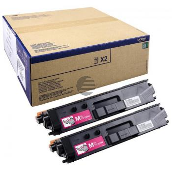 Brother Toner-Kartusche 2 x magenta 2-Pack (TN-329MTWIN)