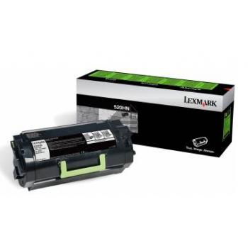 Lexmark Toner-Kit Corporate schwarz HC (52D0X0N)