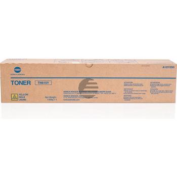 Konica Minolta Toner-Kit gelb (A1DY250, TN-615Y)