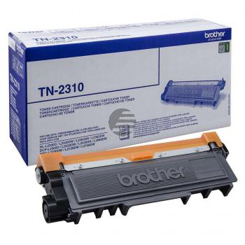 Brother Toner-Kit schwarz (TN-2310)