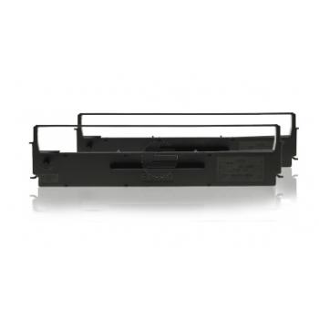 Epson Farbband Nylon 2x schwarz (C13S015613)