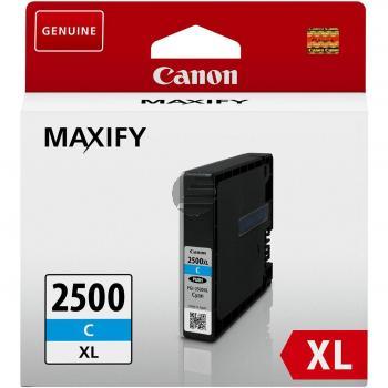 Canon Tintenpatrone cyan HC (9265B001, PGI-2500XLC)