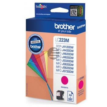 Brother Tinte Magenta (LC-223M)