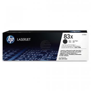 HP Toner-Kartusche schwarz HC (CF283X)