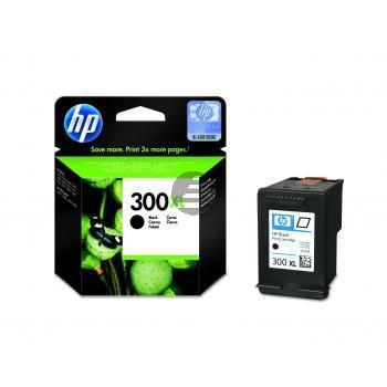 HP Tintendruckkopf schwarz HC (CC641EE#ABE, 300XL)