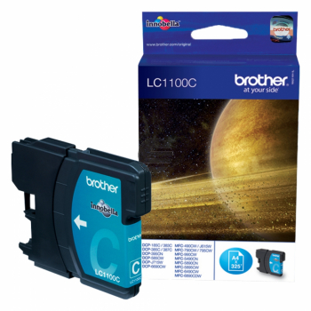 Brother Tinte Cyan (LC-1100C)