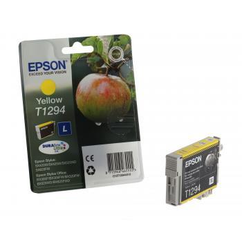 Epson Tinte gelb HC (C13T12944011, T1294)