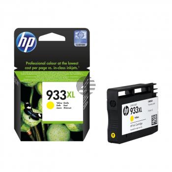 HP Tinte gelb HC (CN056AE#BGX, 933XL)