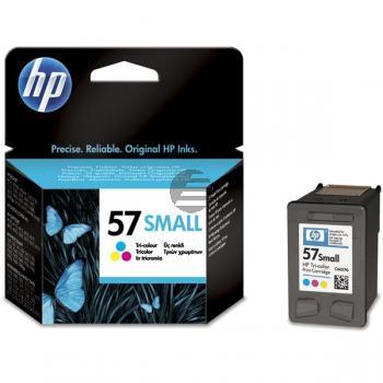 HP Tintendruckkopf Cyan/gelb/Magenta LC (C6657GE#UUS, 57SMALL)