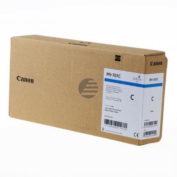 Canon Tintenpatrone cyan HC (9822B001, PFI-707C)