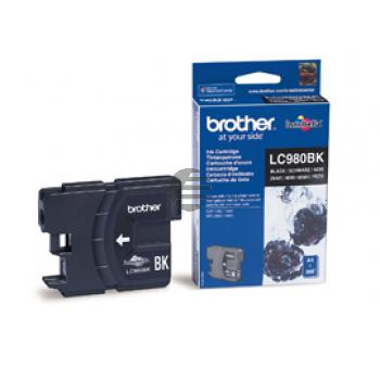 Brother Tinte schwarz (LC-980BKBPDR)