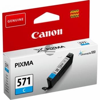 Canon Tinte Cyan (0386C001, CLI-571C)
