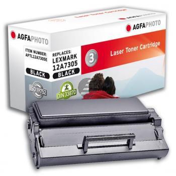 Agfaphoto Toner-Kartusche schwarz HC (APTL12A7305E)