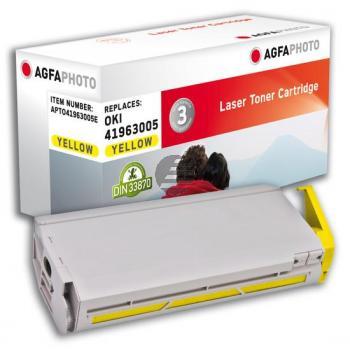 Agfaphoto Toner-Kit gelb (APTO41963005E)