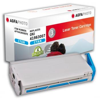 Agfaphoto Toner-Kit cyan (APTO41963007E)