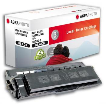 Agfaphoto Toner-Kartusche schwarz (APTS6800E)