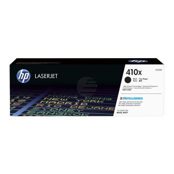 HP Toner-Kartusche JetIntelligence schwarz HC (CF410X, 410X)