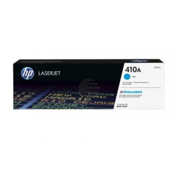 HP Toner-Kartusche JetIntelligence cyan (CF411A, 410A)