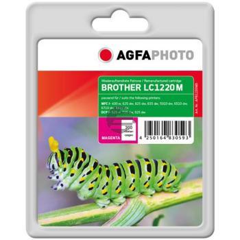 Agfaphoto Tintenpatrone magenta (APB1220MD) ersetzt LC-1220M