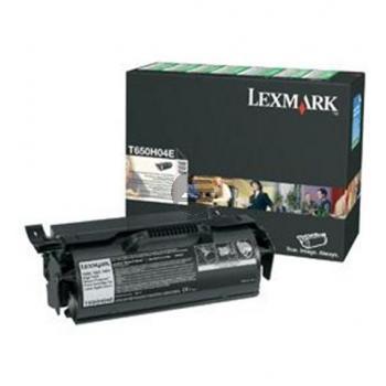 Lexmark Toner-Kartusche schwarz (T650H04E)