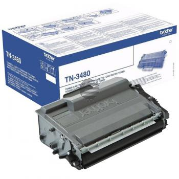 Brother Toner-Kit schwarz HC (TN-3480)