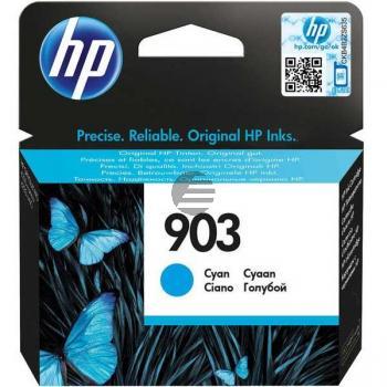 HP Tinte Cyan (T6L87AE, 903)