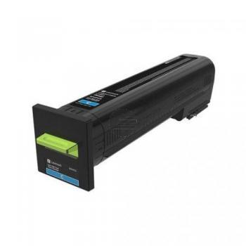 Lexmark Toner-Kit Corporate cyan HC plus + (82K2UCE)